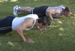 pushup guys
