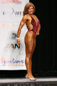 Elizabeth Pacheco Figure Competition